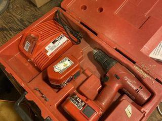 Tools  Milwaukee 14 4 Volt In Case