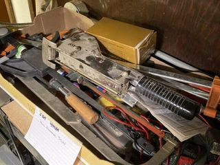 large Box of Hand Tools