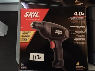 Skil Corded Drill