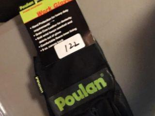 Poulan Work Gloves