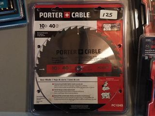 Porter Cable 10 inch saw blade