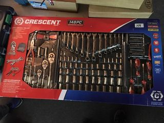 Crescent 148 Pc Proffesional Tool Set