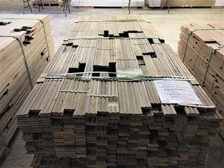 Mullican Select Walnut Unfinished Hardwood Floorig