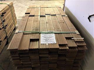 Mullican Select Cherry Unfinished Hardwood Floor