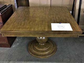 Meridian Single Pedistal Dining Table