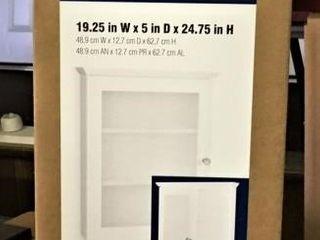 Medicine Cabinet White