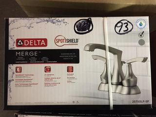Delta Merge Bath Faucet