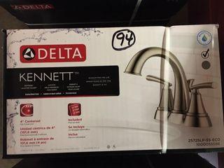 Delta Kennett Bath Faucet