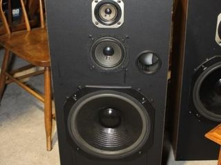 Pioneer speakers CS F8000B X