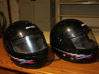 SHC extra small and small helmet