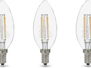 60W Equivalent  Clear  Daylight  Dimmable  15 000