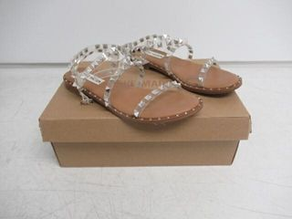 Used  Steve Madden Women s 6 5 M US Travel Clear