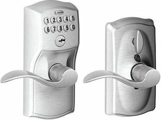 Schlage FE595 CAM 626 Acc Camelot Keypad Entry