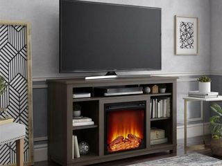 Ameriwood Home Edgewood Fireplace TV Stand for TVs