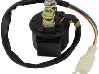 Cyleto Motorcycle Parts Starter Solenoid Relay for