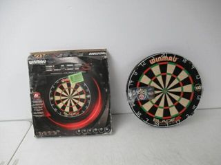 Winmau Blade 5 Bristle Dartboard with 2 Sets of