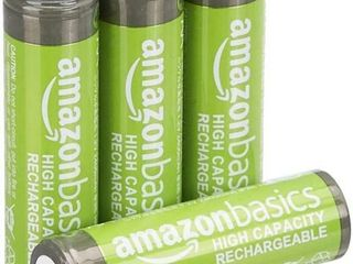 AA High Capacity Ni MH Rechargeable Batteries
