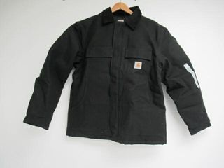 Used  Carhartt Men s large Arctic Quilt lined