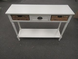 Safavieh Christa Contemporary Console Table Drawer