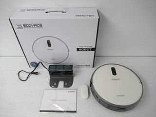 Used  ECOVACS Robot Vacuum Cleaner  Deebot 710