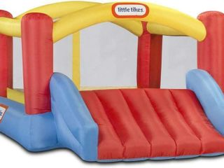 little Tikes Inflatable Jump  n Slide Bounce House
