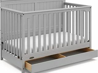 Graco Hadley 4 in 1 Convertible Crib with