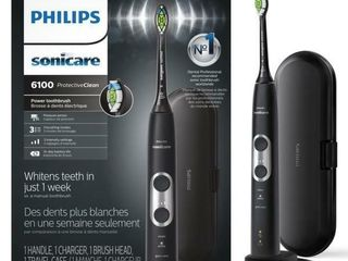 Philips Sonicare Protectiveclean 6100 Rechargeable