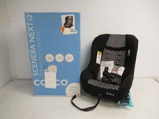 As Is  Cosco Scenera Next Convertible Car Seat