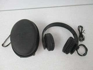 Used  Zihnic Foldable Wireless Wired Headphones