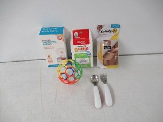 lot Of Various Baby Items