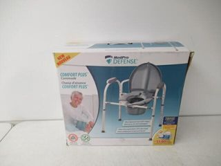MedPro Comfort Plus Commode Chair With Adjustable