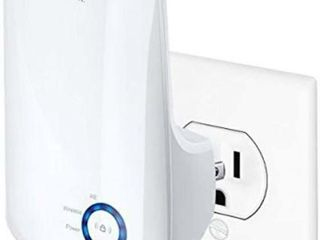 TP link WiFi Extender Tl WA850RE   Covers up to