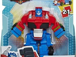 Transformers Rescue Bots Academy Optimus Prime