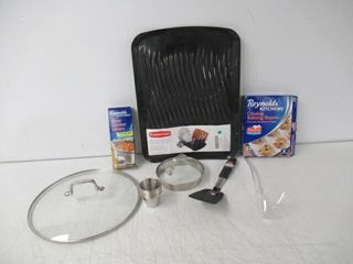 lot Of Assorted Kitchen Products