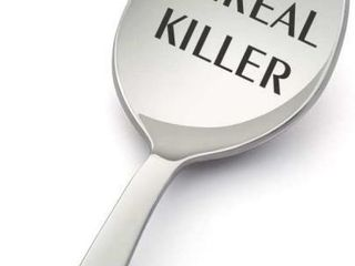 Cereal Killer Spoons   Perfect Cereal lover