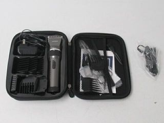 Used  WONER Cordless Rechargeable Hair Clippers