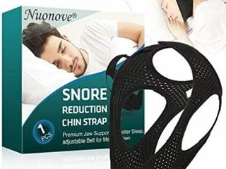 Anti Snoring Chin Strap  Snore Chin Strap  Stop