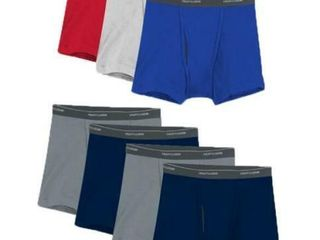 Fruit of the loom Men s Small CoolZone Boxer