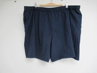 Hanes Men s 4X large Jersey Short with Pockets