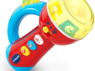 VTech Spin   learn Color Flashlight   English