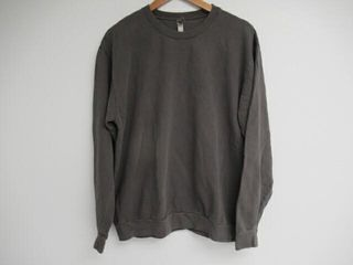 American Apparel Men s large French Terry long
