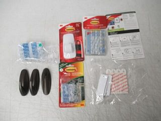lot Of Various Command Strips