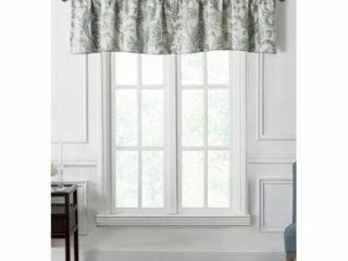 Waterford Florence Scalloped Valance  55  x 18
