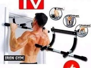 Iron Gym Total Upper Body Workout  Indoor