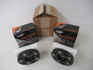 Used  KSP 5X114 3mm Wheel Spacers 20mm Fit for