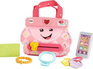 Fisher Price laugh   learn My Smart Purse
