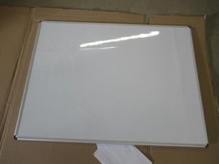 As Is  Viztex lacquered Steel Magnetic Dry Erase
