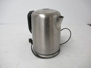 Used  Stainless Steel Portable Electric Hot Water