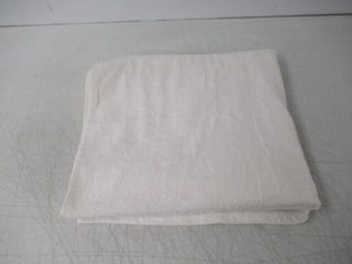 As Is  Signature Bath Sheet in White  34  x 64