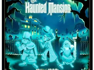 SEAlED  Funko Disney The Haunted Mansion